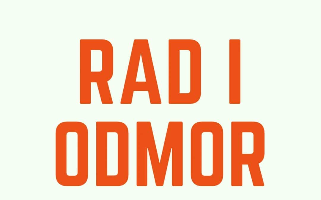 Modul Rad i odmor, 05-09. april 2021.